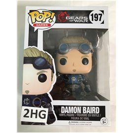 Funko Pop Gears of War: 197 Damon Baird