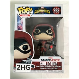 Funko Pop Marvel Contest of Champions: 298 Guillotine