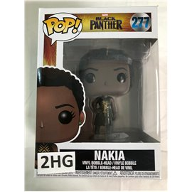 Funko Pop Marvel Black Panther: 277 Nakia