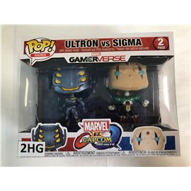 Funko Pop Gamerverse: Ultron vs. Sigma