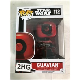 Funko Pop Star Wars: 112 Guavian
