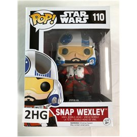 Funko Pop Star Wars: 110 Snap Wexley