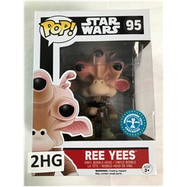 Funko Pop Star Wars: 095 Ree Yees