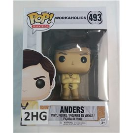 Funko Pop Workaholics: 493 Anders