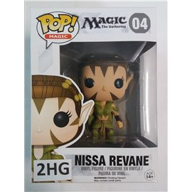 Funko Pop Magic The Gathering: 004 Nissa Revane