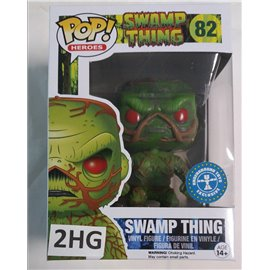 Funko Pop Swamp Thing: 082 Swamp Thing