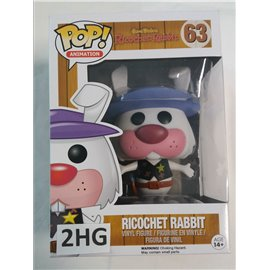Funko Pop Hanna Barbera Ricochet Rabbit: 063 Ricochet Rabbit