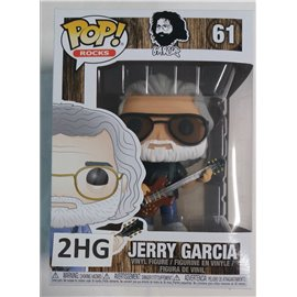 Funko Pop Garcia: 061 Jerry Garcia