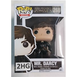Funko Pop Pride + Prejudice + Zombies: 268 Mr. Darcy