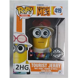 Funko Pop Despicable Me 3: 419 Tourist Jerry
