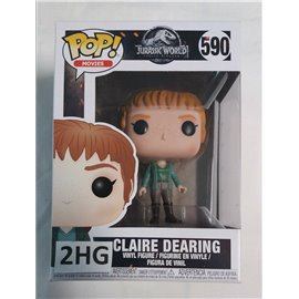 Funko Pop Jurassic World Fallen Kingdom: 590 Claire Dearing