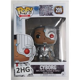 Funko Pop DC Justice League: 209 Cyborg