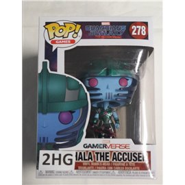 Funko Pop Marvel Gamerverse Guardians of the Galaxy The Telltale Series: 278 Hala The Accuser