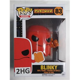 Funko Pop Pac-Man: 083 Blinky
