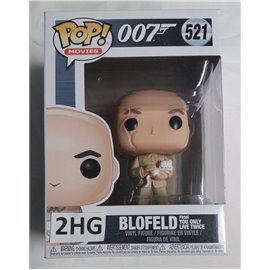 Funko Pop 007: 521 Blofeld from you only live twice