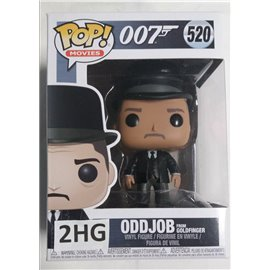 Funko Pop 007: 520 Oddjob from Goldfinger