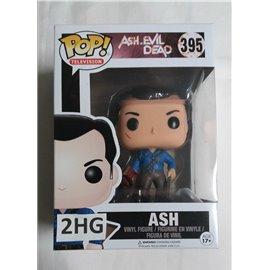 Funko Pop Ash vs Evil Dead: 395 Ash