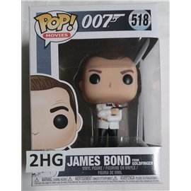 Funko Pop 007: 815 James Bond from Goldfinger Vinyl Figure