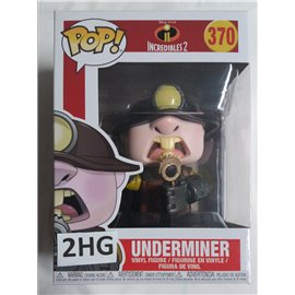 Funko Pop Disney Pixar Incredibles 2: 370 Underminer