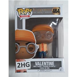 Funko Pop Kingsman The Secret Service: 464 Valentine