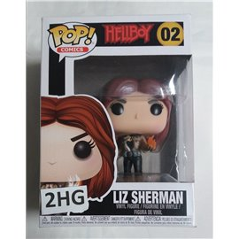 Funko Pop Hellboy: 002 Liz Sherman