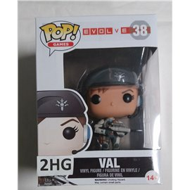 Funko Pop Evolve: 038 Val