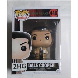 Funko Pop Twin Peaks: 448 Dale Cooper Vinyl Figure