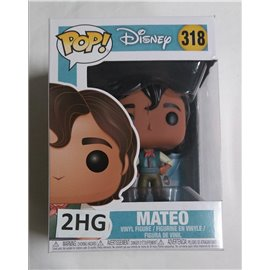 Funko Pop Disney: 318 Mateo