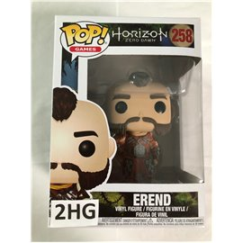 Funko Pop Horizon Zero Dawn: 258 Erend