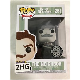 Funko Pop Hello Neighbor: 261 The Neighbor
