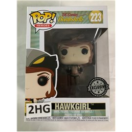 Funko Pop DC Comics Bombshells: 223 HawkGirl