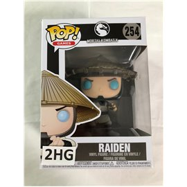 Funko Pop Mortal Kombat X: 254 Raiden