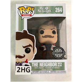 Funko Pop Hello Neighbor: 264 The Neighbor with Glue