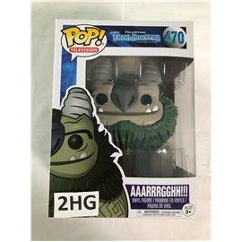 Funko Pop Trollhunters: 470 Aaarrrgghh!!!