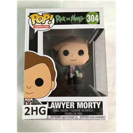 Funko Pop Rick and Morty: 304 Lawyer Morty
