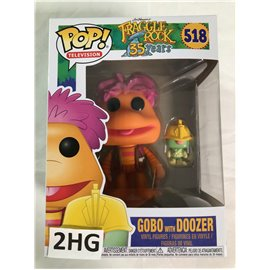 Funko Pop Fraggle Rock 35 Years: Gobo with Doozer