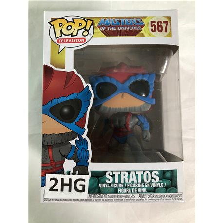 Funko Pop Masters of the Universe: 567 Stratos