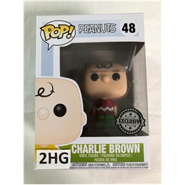 Funko Pop Peanuts: 048 Charlie Brown