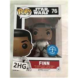 Funko Pop Star Wars: 76 Finn
