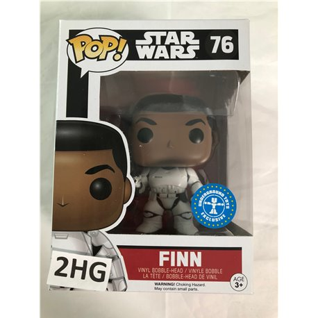 Funko Pop Star Wars: 76 Finn