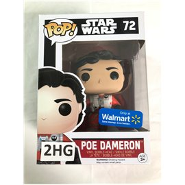 Funko Pop Star Wars: 72 Poe Dameron