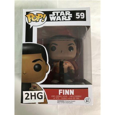 Funko Pop Star Wars: 059 Finn