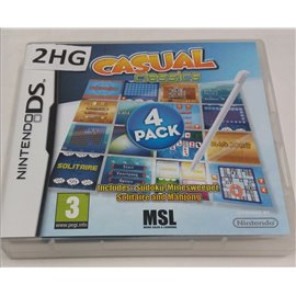 Casual Classics 4 pack