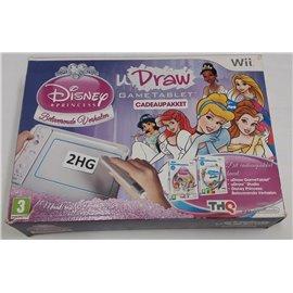 Wii U Draw Gametablet Cadeaupakket Disney Princess - Betoverende verhalen