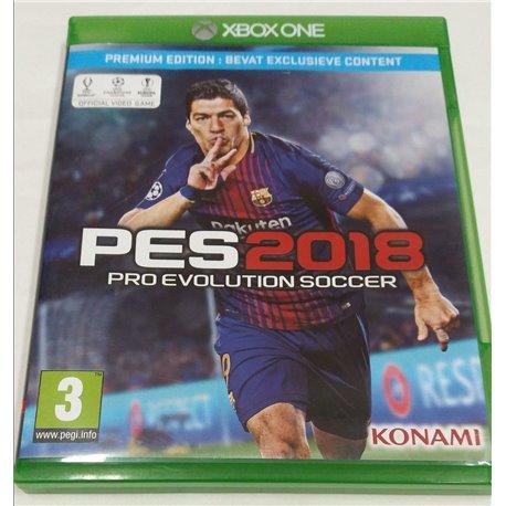 PES 2018 (Premium Edition)