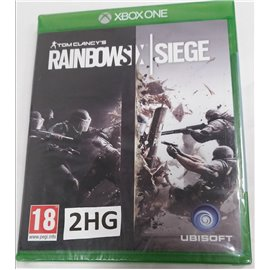 Tom Clancy's Rainbow Six Siege (new)
