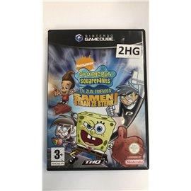 Spongebob Squarepants en zijn Vrienden: Samen Staan ze Sterk!