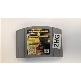 Command & Conquer (losse casette)