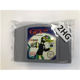 Gex 64 (losse cassette)