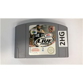 NBA Live 2000 (losse cassette)